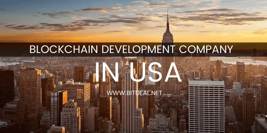 Blockchain Development Company In USA, United States