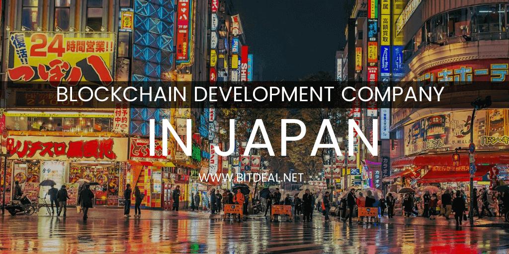 Blockchain Development Company In Tokyo, Japan