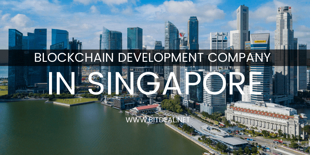 Blockchain Development Company In Singapore
