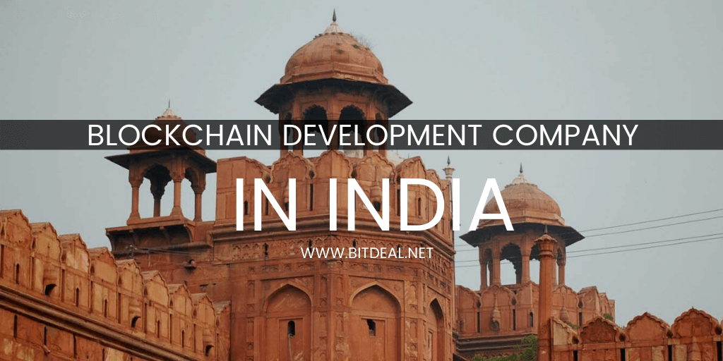 Blockchain Development Company In India
