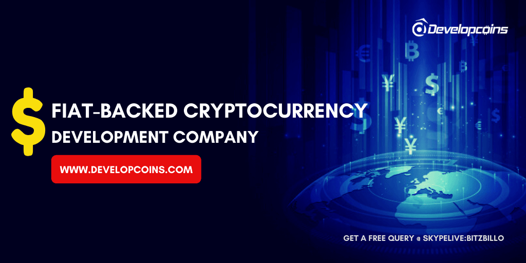 Fiat-backed Development Company | USD-Backed Stablecoin Development Solutions