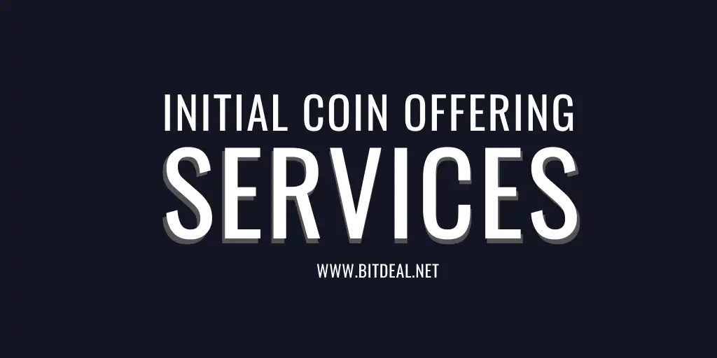 Initial Coin Offering Services