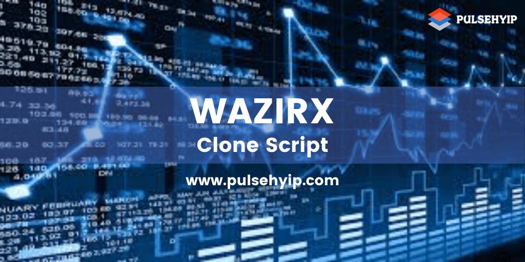Wazirx Clone Script - Begin your Own Crypto Exchange Platform like Wazirx