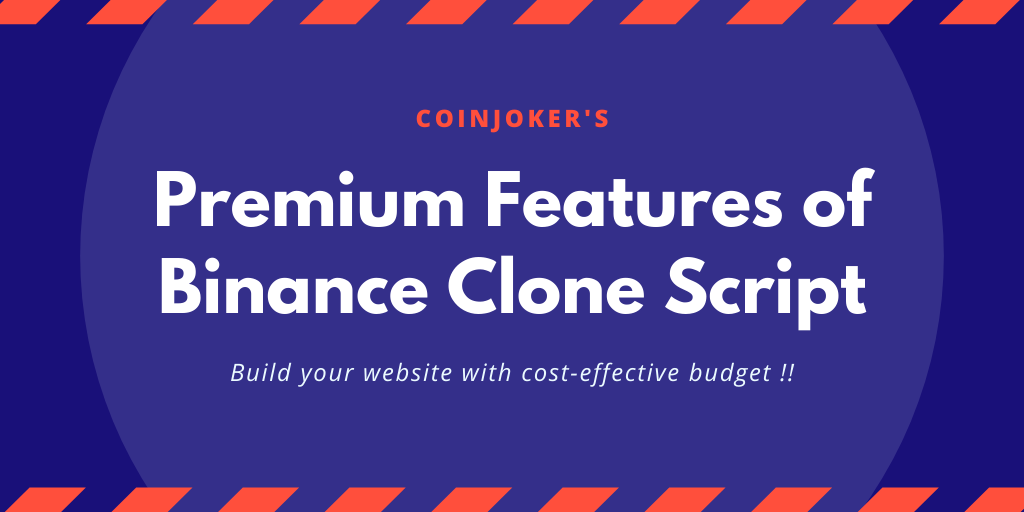 What are the premium features we have integrated into our Binance Clone Script?