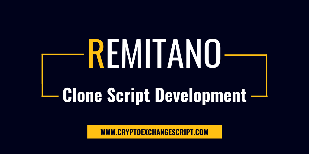 Remitano Clone Script - To Start a Website like Remitano