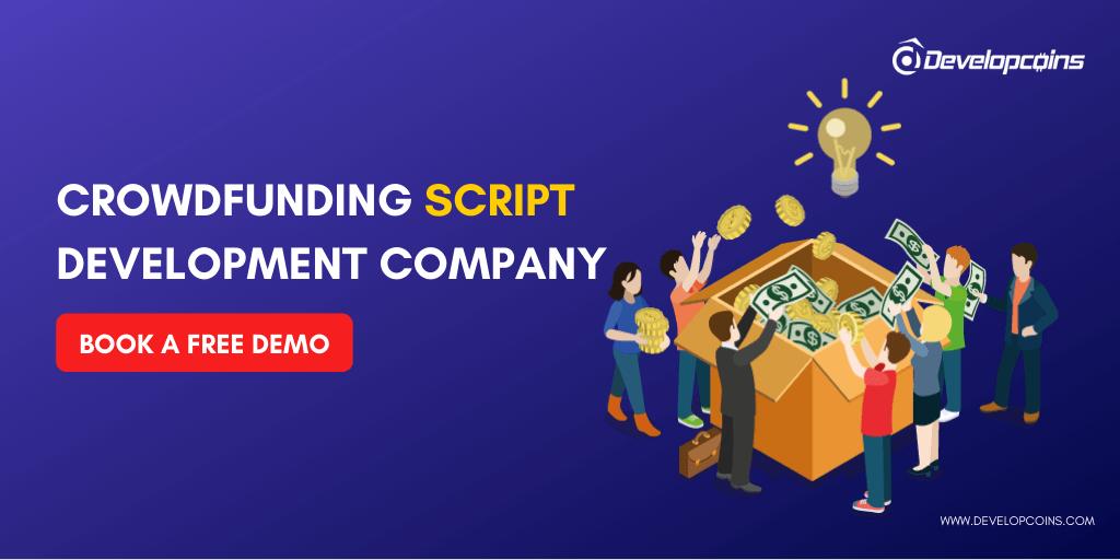 Crowdfunding Script | Fundraising Software | ICO Crowdfunding Script