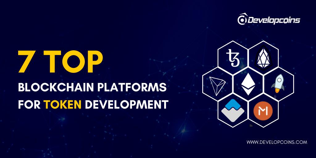 Best Ico 2020.7 Top Blockchain Platforms For Token Development In 2020