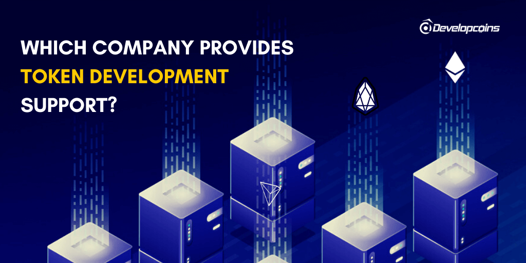 Which Company Provides Token Development Support?