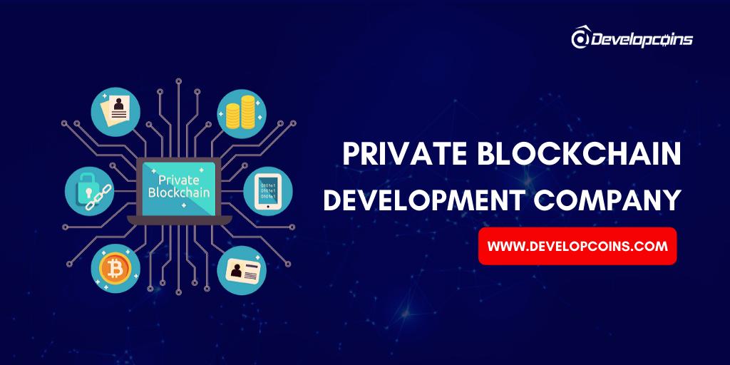 Private Blockchain Development Service  | Hire Blockchain Developer