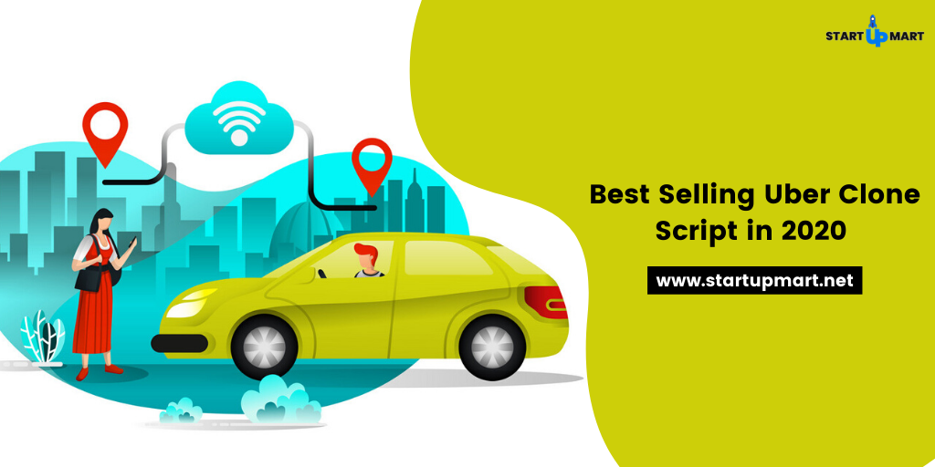 Best Selling Uber Clone Script in 2020