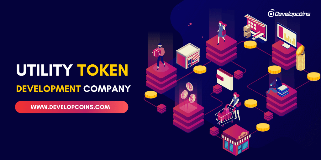 Utility Token Development Company | Launch Your Own Utility Token From Scratch!