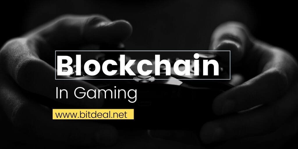 Blockchain Technology - The Future Of Online Gaming Industry