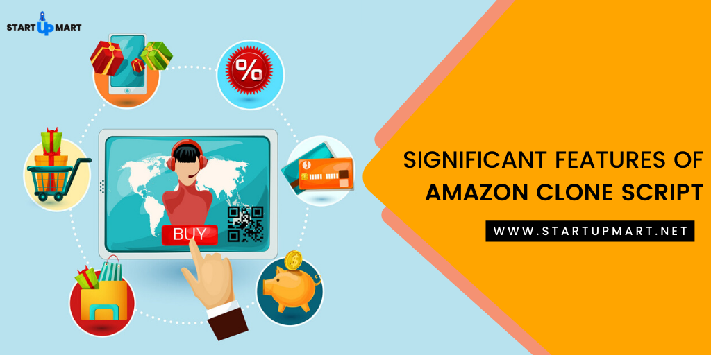 What are the Significant Features of Amazon Clone Script?