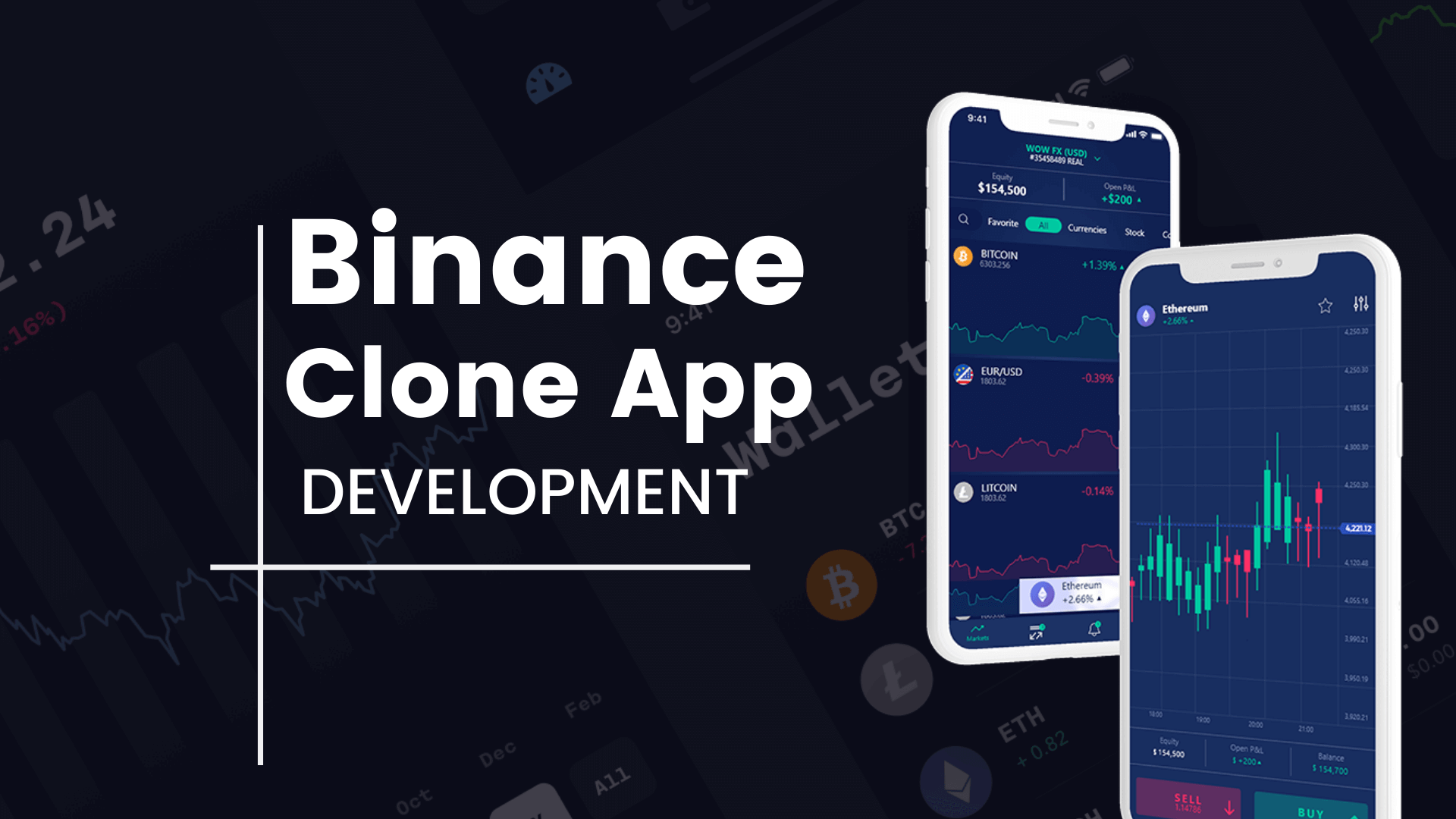 Binance Clone App For Risk-less Trading On The Go!