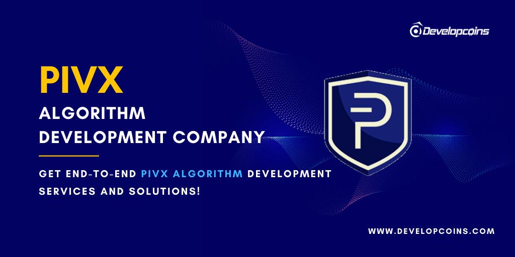 PIVX Algorithm Development Company