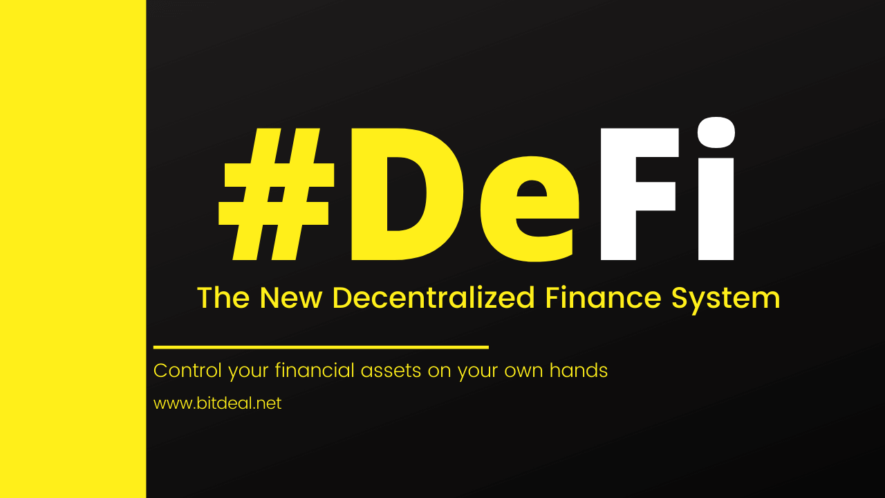 What is Decentralized Finance ( DeFi ) ?