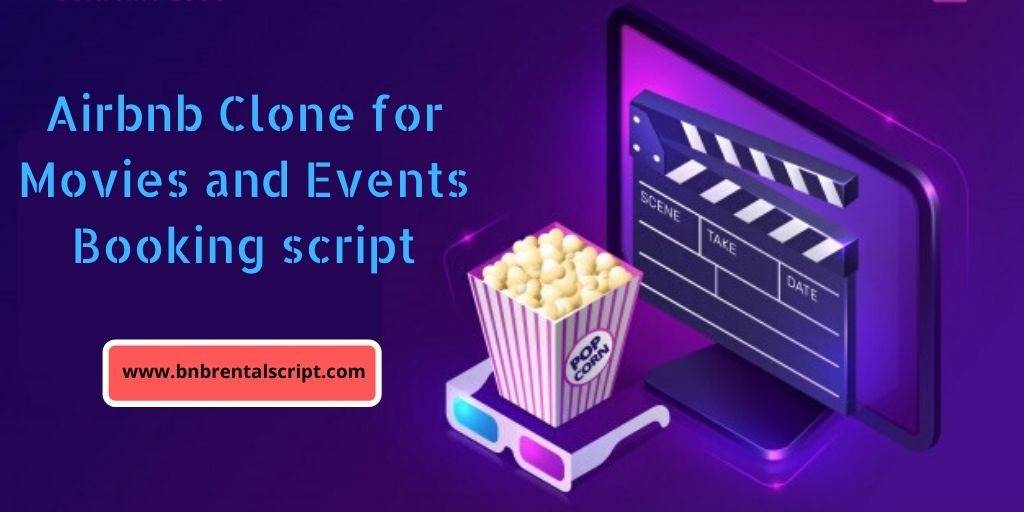 Instant Online Movies and Events Booking Script like Airbnb.