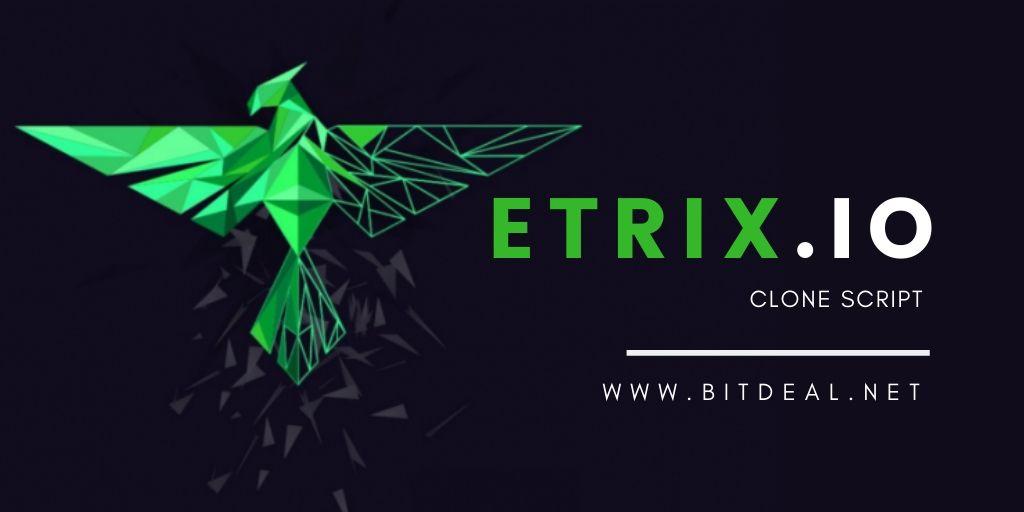 Create Your Own Smart Contract Based MLM Website Like Etrix.io