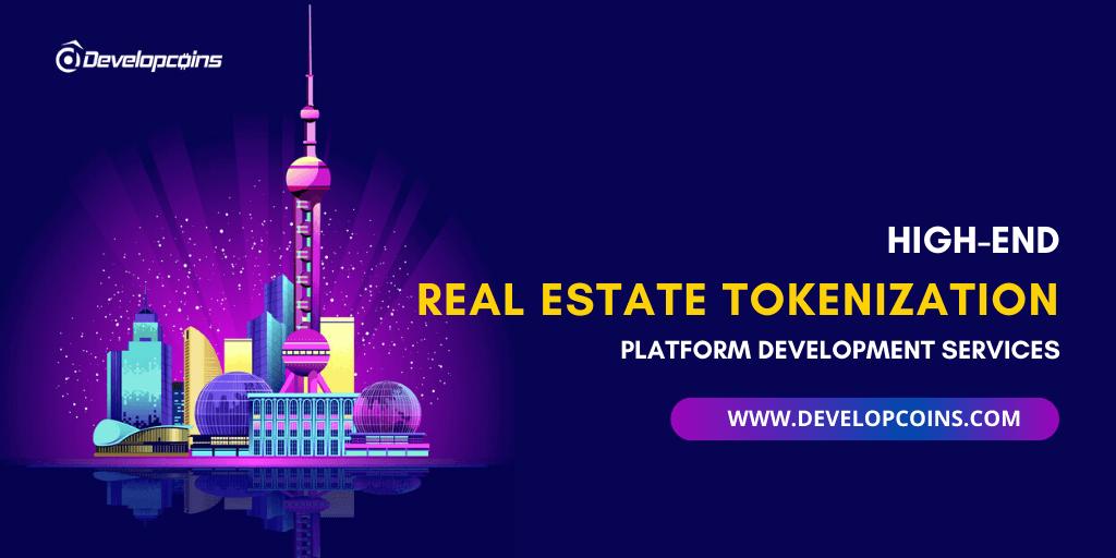 Real Estate Tokenization |Real Estate Token Development Company | Real Estate Backed Token Development