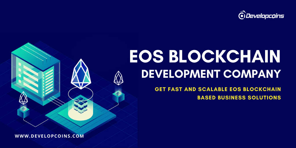 EOS Blockchain Development Company