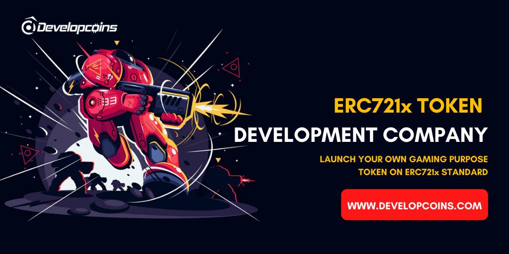 ERC721x Token Development Company