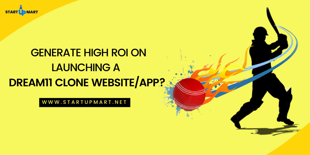 How to Generate High ROI on Launching a Dream11 Clone Website/App?