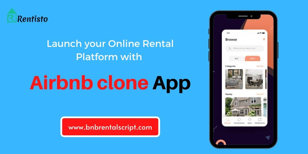 How to Launch Online Rental App Like Airbnb?