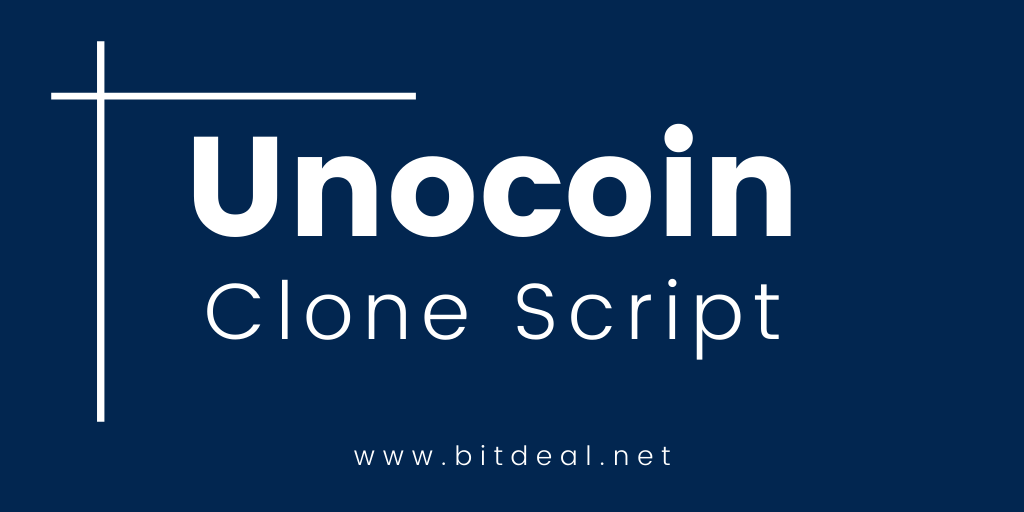 Unocoin Clone Script to start an exchange like Unocoin