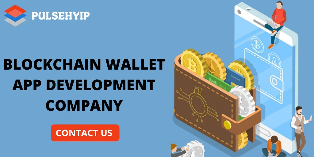 Blockchain Wallet App Development- Innovative technology for Crypto Storage