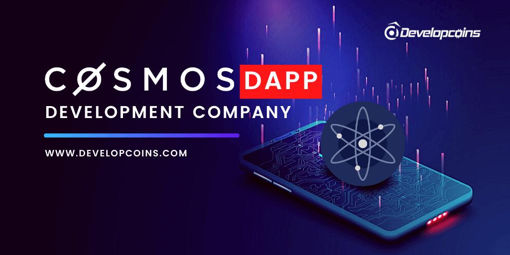 Cosmos DApp Development Company | Cosmos Dapp Development Services
