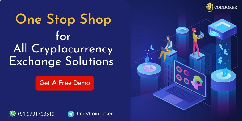 Coinjoker - A One-Stop-Shop For All Your Crypto Exchange Development Needs