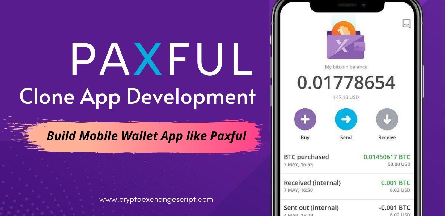 Amazing Paxful Clone App - To Buy and Sell Cryptos in a Flash