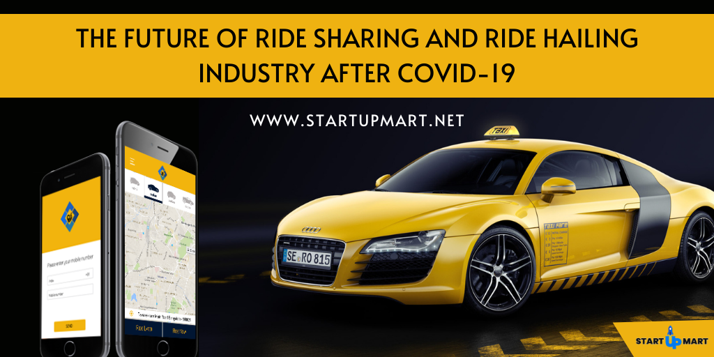 The Future of Ride Sharing and Ride Hailing Industry After Covid-19