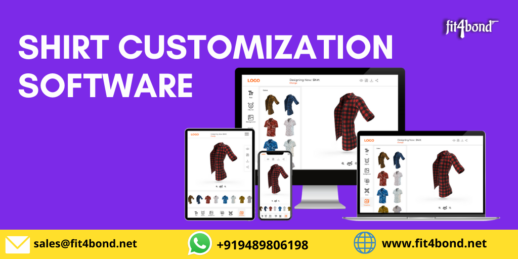 Shirt Customization Software - An Advanced Tailoring Software Solution for Tailors