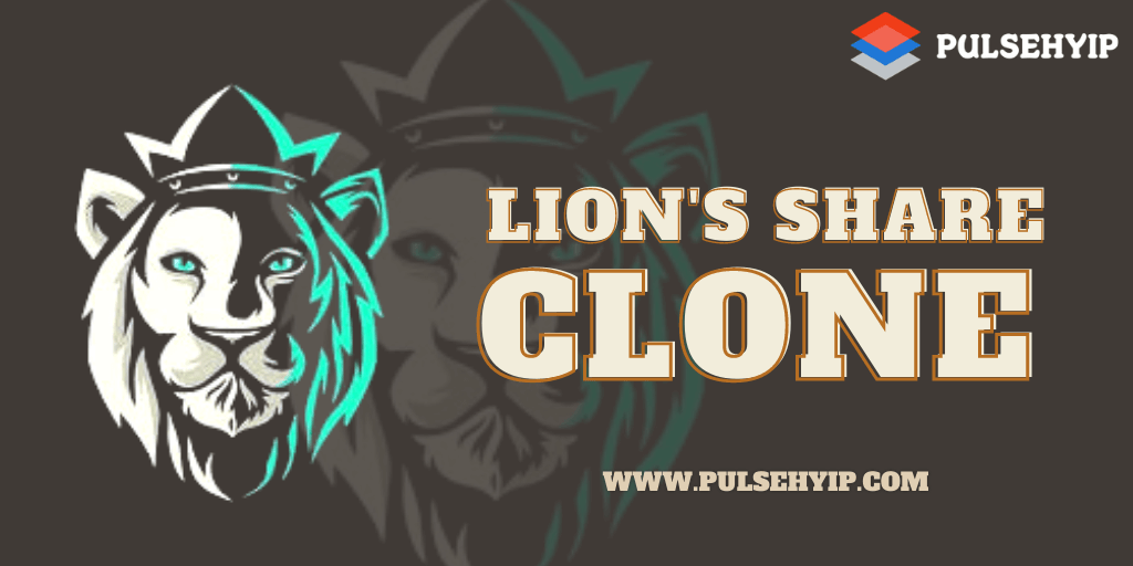 Lion's Share Clone Script – An Overview about Lions Share MLM to start your Own Smart Contract MLM Platform