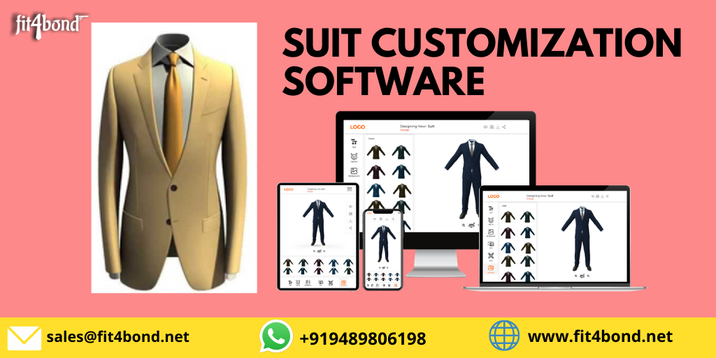 Suit Customization Software - To Enhance Your Tailoring Business Productivity