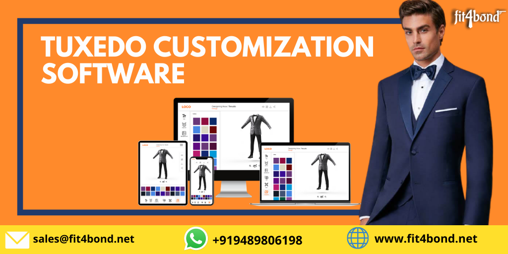 Tuxedo Customization Software - a Key Software to Level up your Tuxedo Tailoring Business
