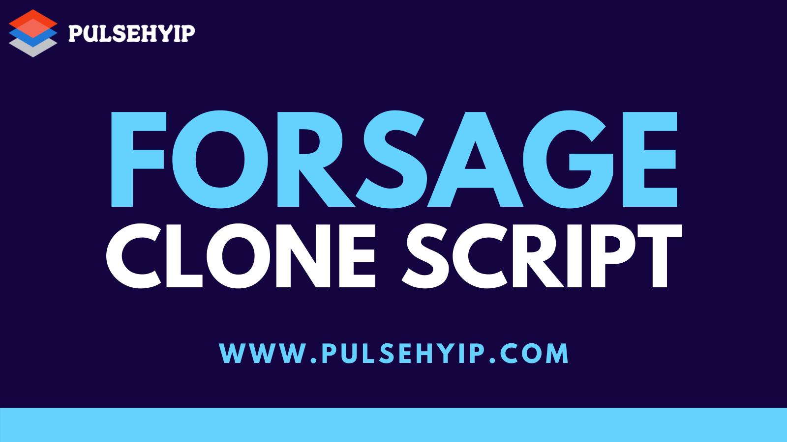 Forsage Clone Script to Start 100% Decentralized Smart Contract MLM Platform