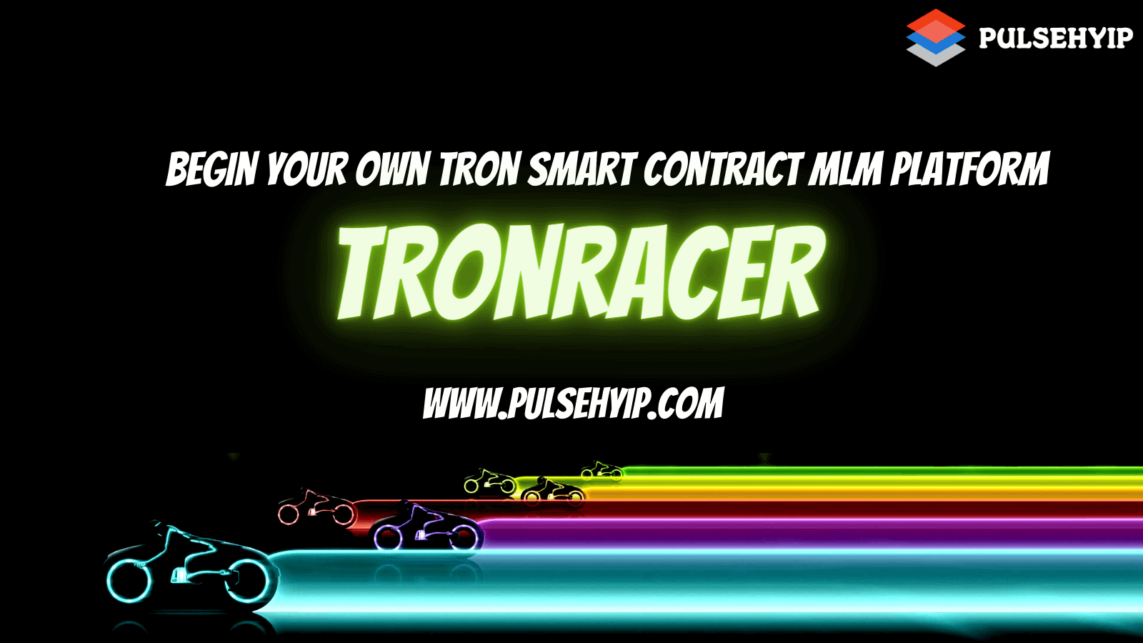 Begin your Own Tron Smart Contract MLM Platform like Tronracer