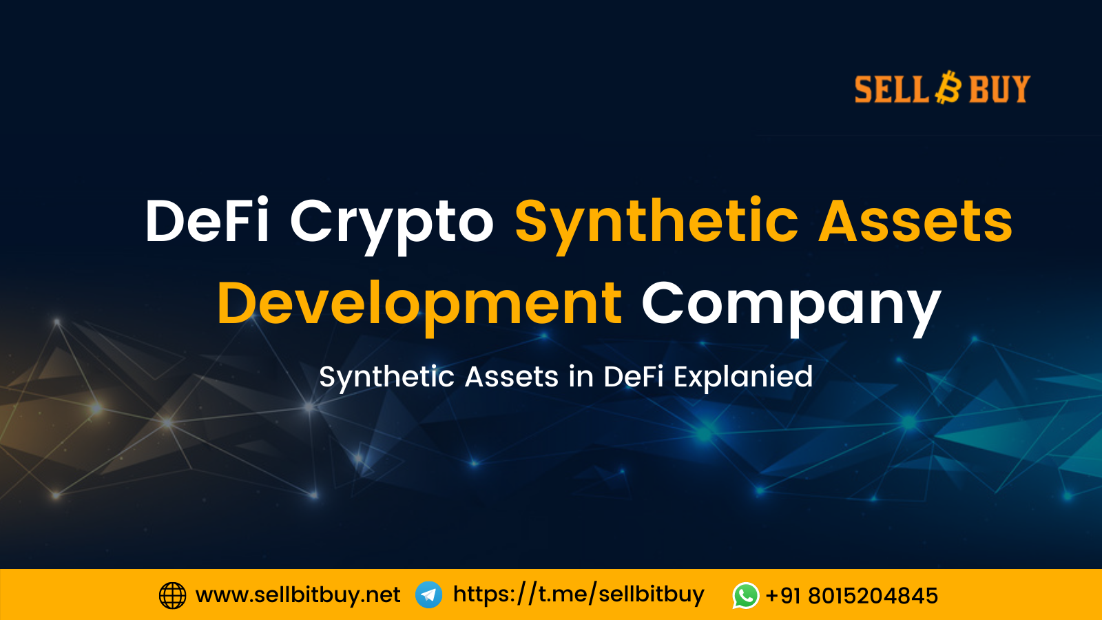 What is Synthetic Assets in DeFi: Use Cases & Opportunities