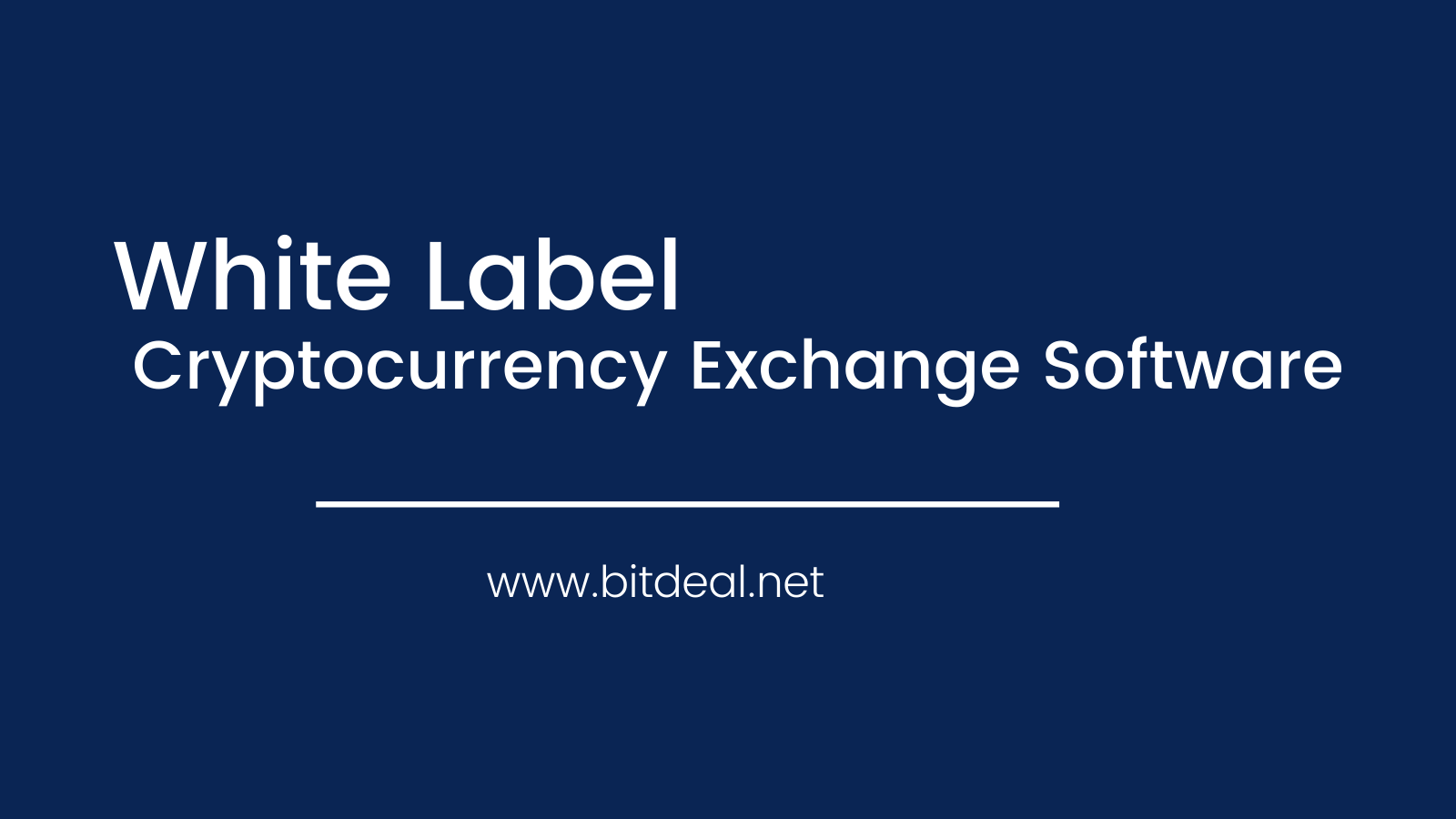 What Is White Label Cryptocurrency Exchange Software? : Beginners Guide