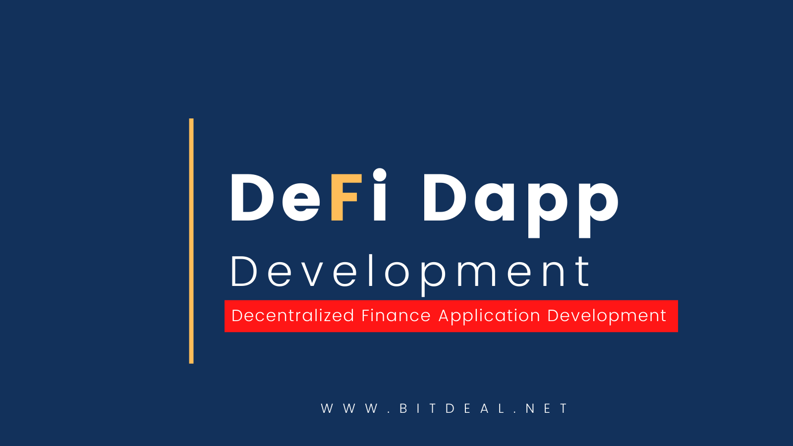 DeFi Dapp Development to Accelerate Your Financial Business and ROI