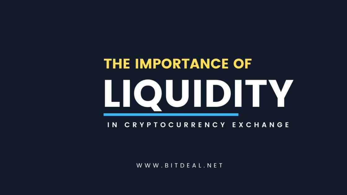 Importance Of Liquidity In Cryptocurrency Exchange Platforms