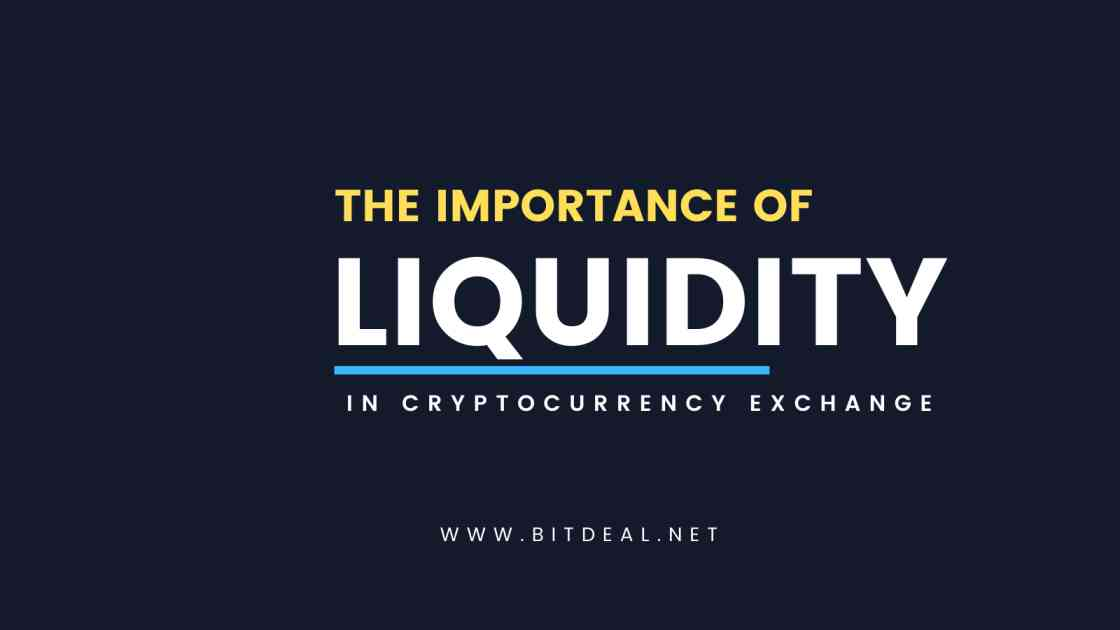 The Importance Of Liquidity In Cryptocurrency Exchange Platform Development
