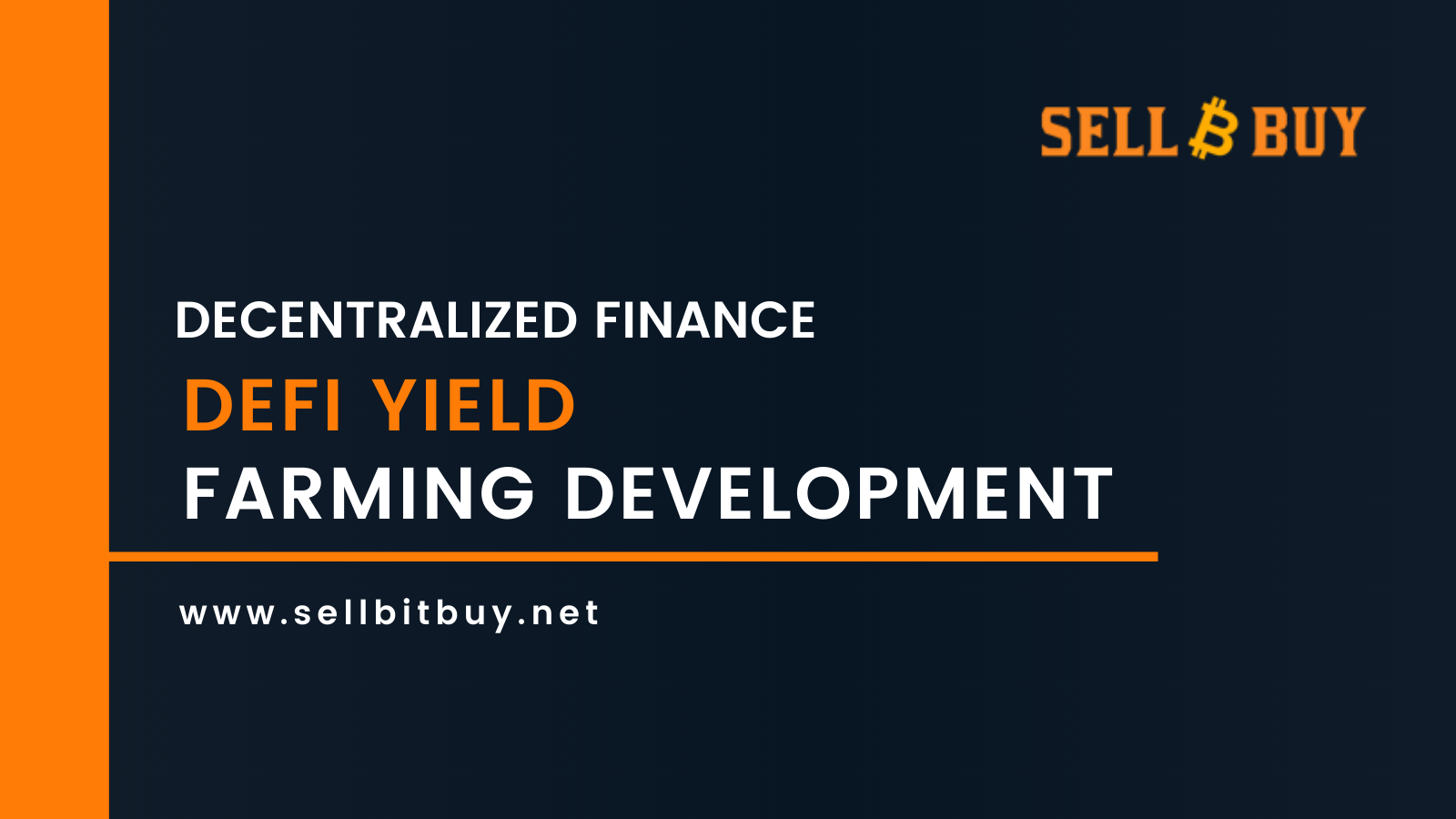 DeFi Yield Farming Development Services and Solutions