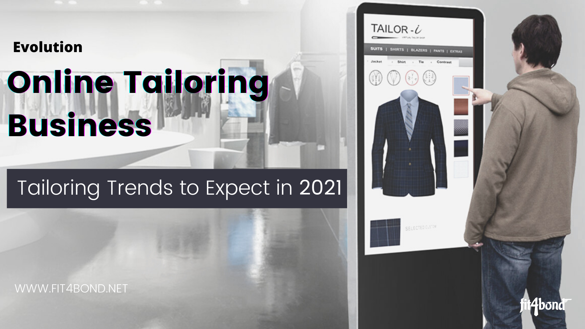 Evolution of Online Tailoring Business: Tailoring Trends to Expect in 2021