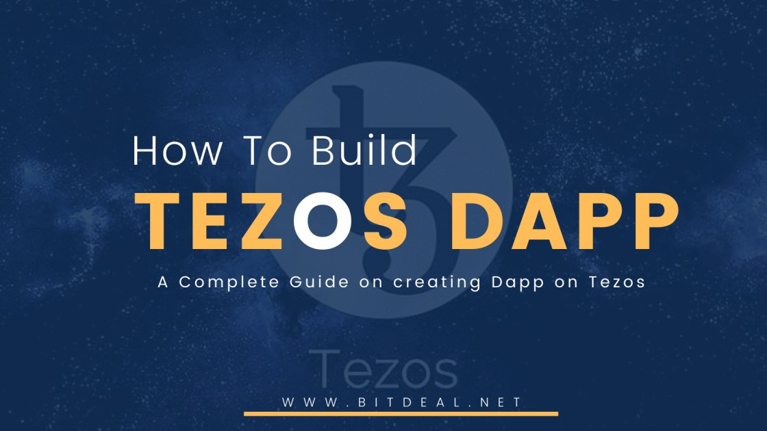 How to create Dapp on Tezos Network ?