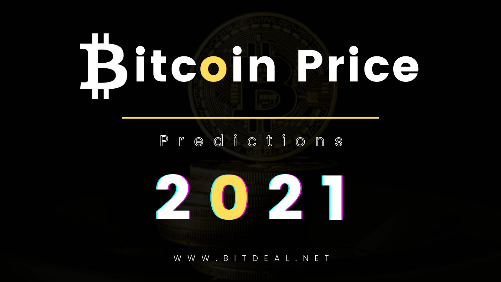 Bitcoin Price Predictions 2021 |  Bitcoin Price 2021