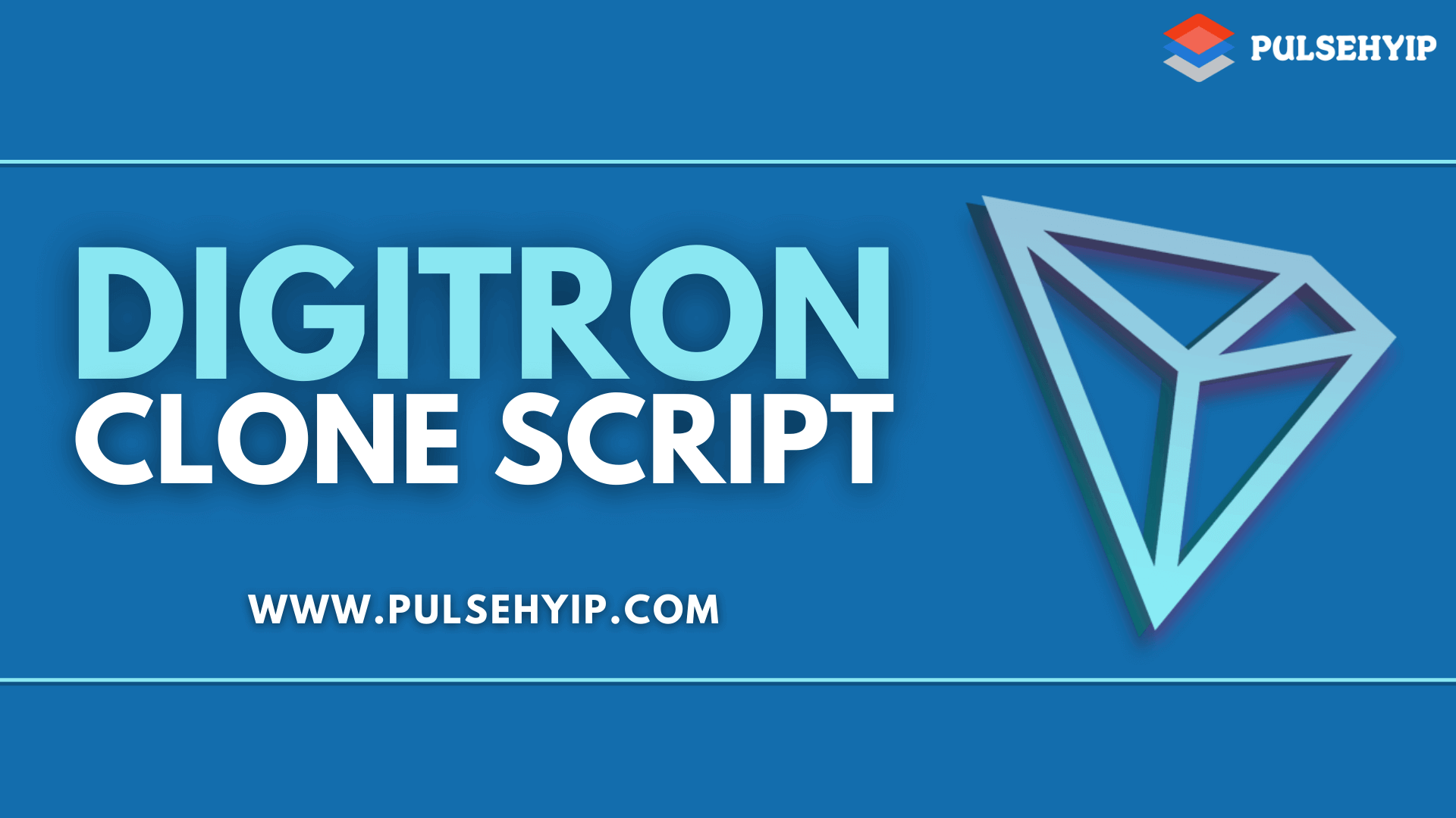 Digitron Clone Script to Develop a Decentralized Global Community Sharing Platform on Tron Blockchain