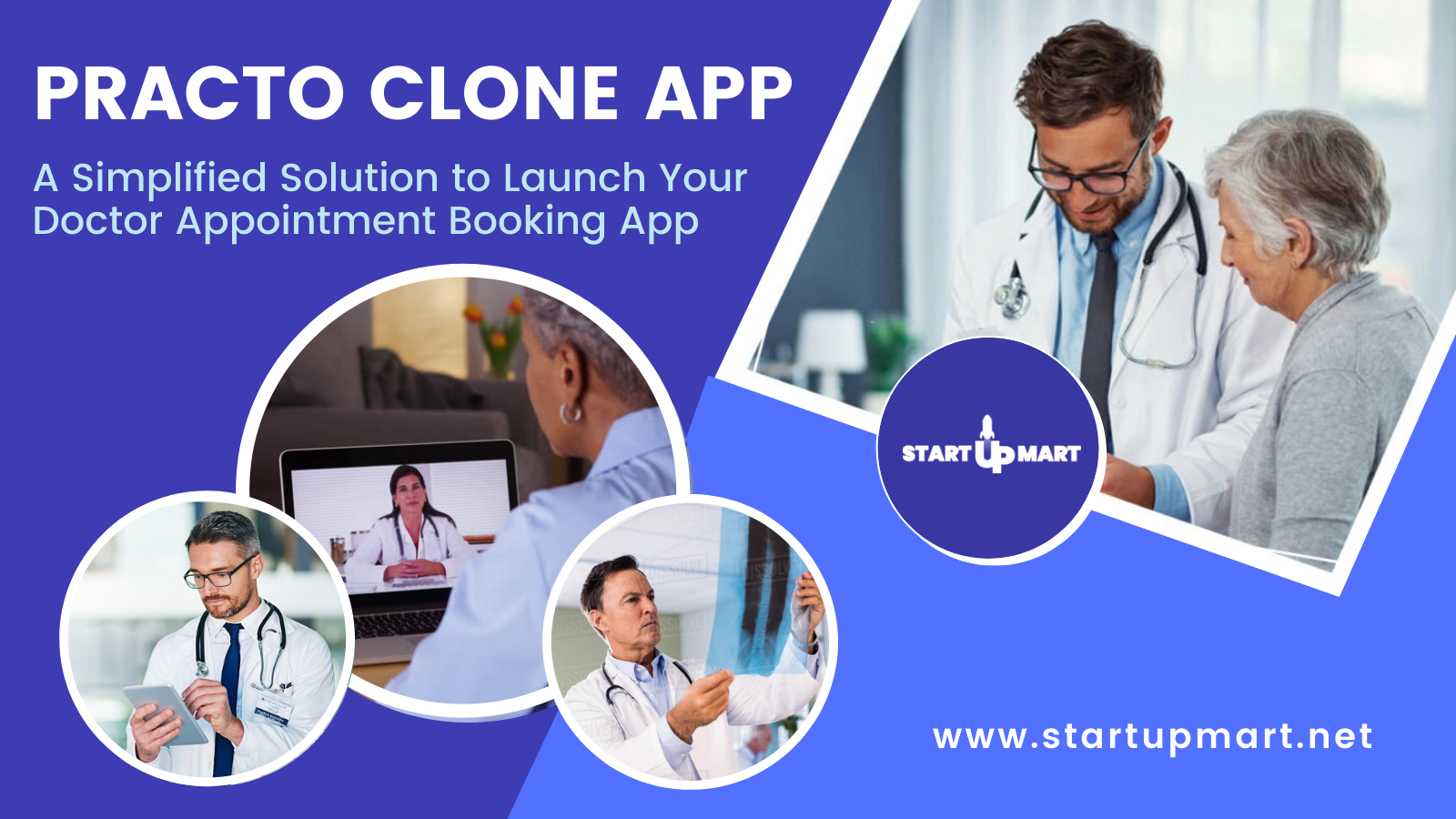 Practo Clone App - A Simplified Solution to Launch Your Doctor Appointment Booking App